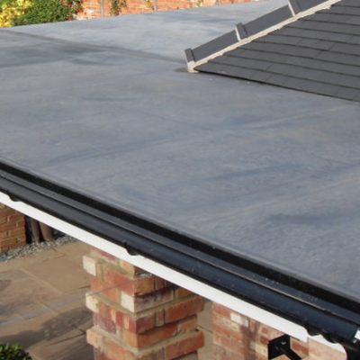 Rubber Roofing Repairs In Essex And Greater London